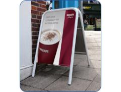 Free Standing Display Systems
